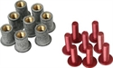 Picture of SCREEN SCREW KIT - RED - GEAR GREMLIN