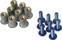 Picture of SCREEN SCREW KIT - BLUE - GEAR GREMLIN