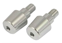 Picture of ALLOY HANDLEBAR END WEIGHTS - YAMAHA FZR-SRX-TDM-XJR-YZF