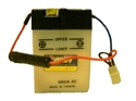 Picture of 6N2A2C BATTERY  POWERSPORT