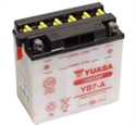 Picture of YB7A BATTERY YUASA
