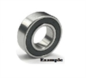 Picture of 6003 2RS  BEARING