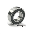 Picture of 6006 2RS BEARING