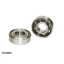 Picture of 6204 Z BEARING METAL SHIELD ONE SIDE
