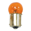 Picture of 12V 23W - BA15S  SMALL HEAD AMBER GLASS