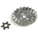 Picture of VARIATOR PULLEY FOR 49CC TWO STROKE SCOOTER 1PE40QMB