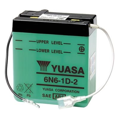Picture of 6N61D2 BATTERY YUASA