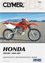 Picture of CLYMER MANUAL - XR650R 2000 - 2007