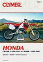 Picture of CLYMER MANUAL - CR250R 1986 - 1991 / CR500R 1988 - 2001
