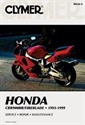 Picture of CLYMER MANUAL - CBR900RR FIREBLADE