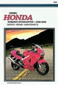 Picture of CLYMER MANUAL - VFR800 1998 - 2000