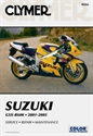 Picture of CLYMER MANUAL -  GSX-R600 2001 - 2005