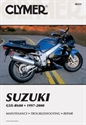 Picture of CLYMER MANUAL -  GSX-R600 1997 - 2000