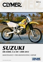 Picture of CLYMER MANUAL -  YZ125-490 1986 - 1990