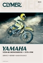 Picture of CLYMER MANUAL -  YZ50-80 1978 - 1990