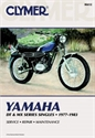 Picture of CLYMER MANUAL -  DT/MX 100-400 1977 - 1983