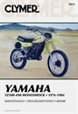 Picture of CLYMER MANUAL -  YZ100-490 1976 - 1984