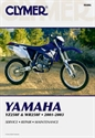 Picture of CLYMER MANUAL -  YZ/WR250F