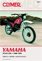 Picture of CLYMER MANUAL -  XT125-250 1980 - 1984