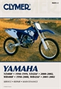 Picture of CLYMER MANUAL -  YZ400-YZ426F 1998 - 2002