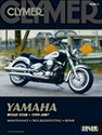 Picture of CLYMER MANUAL -  XV1600/1700 ROAD STAR 1999 - 2007