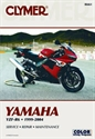 Picture of CLYMER MANUAL - YZF-R6 1999-2004