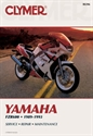Picture of CLYMER MANUAL -  FZR600 1989 - 1993