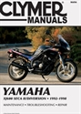 Picture of CLYMER MANUAL - XJ600 DIVERSION 1992 - 1998