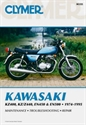 Picture of CLYMER MANUAL -  KZ400/440,EN450/500 1974 - 1995