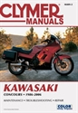 Picture of CLYMER MANUAL -  ZG1000 CONCOURS 1986 - 2004