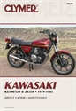 Picture of CLYMER MANUAL -  KZ500/550+ZX550 1979 - 1985