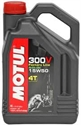 Picture of MOTUL 300V 15W50 4T FACTORY LINE 4 LITRE