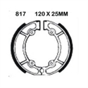 Picture of 817 EBC DRUM BRAKE SHOES