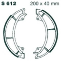 Picture of S612 EBC DRUM BRAKE SHOES