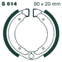 Picture of S614 EBC DRUM BRAKE SHOES