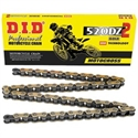 Picture of 520-120L MOTOCROSS GOLD NON O RING DID DRIVE CHAIN