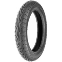 Picture of 110/80-H17 DUNLOP GT501FJ FRONT TUBELESS TYRE