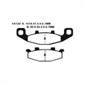 Picture of FA129 - EBC DISC BRAKE PADS
