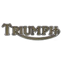 "Picture of ""TRIUMPH"" DECAL GOLD"