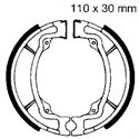 Picture of 603 EBC DRUM BRAKE SHOES