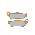 Picture of FDB2039P FERODO PLATINUM DISC BRAKE PADS