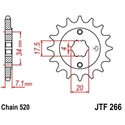 Picture of 266/329-14 FRONT SPROCKET
