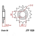 Picture of 1529-17  FRONT SPROCKET (4024-17)
