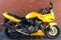 Picture of SUZUKI GSF600SK3 YELLOW