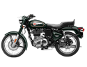 Picture of ROYAL ENFIELD BULLET 500CC EFI (EURO 4)  IN FOREST GREEN