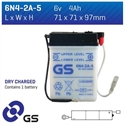 Picture of 6N42A5 GS  BATTERY