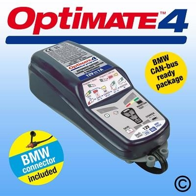 Picture of OPTIMATE 4 BMW BATTERY CHARGER CAN BUS EDITION