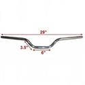 Picture of 591993 ROYAL ENFIELD HANDLEBARS