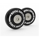 Picture of 1990458 ROYAL ENFIELD TWINS BAR END FINISHER KIT IN BLACK