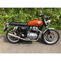 Picture of SCORPION EXHAUSTS INTERCEPTOR / CONTINENTAL GT 650 TWIN